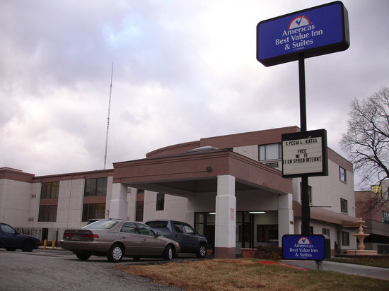 Photo of Americas Best Value Inn & Suites Kansas City