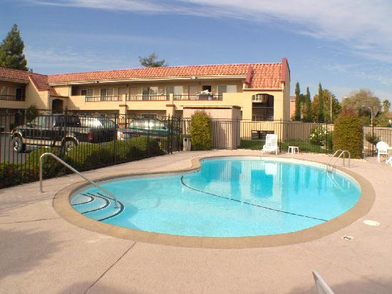 BEST WESTERN Inn Santa Clara : swimming pool