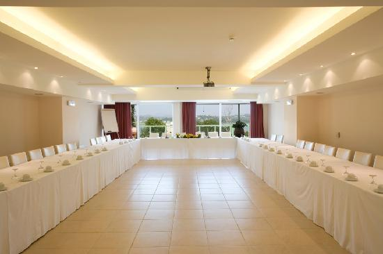 Kanoni, Greece: conference room