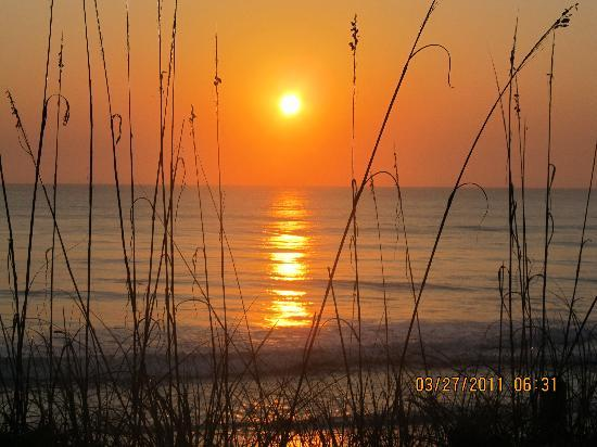 Melbourne Beach, FL: Sunrise
