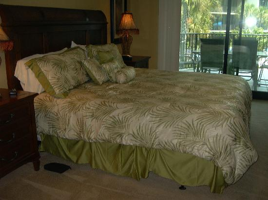 Phoenix on the Bay: Master Suite