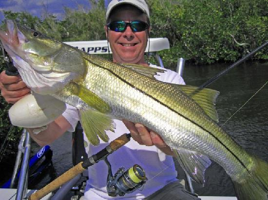 The perfect day captain rapps guided fishing adventures for Chokoloskee fishing report