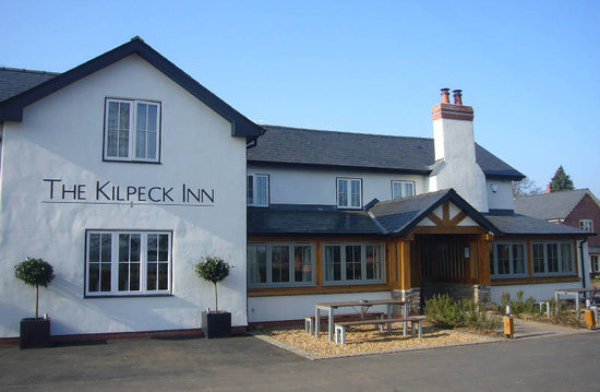 Game Cock Inn in St Martins, Hereford