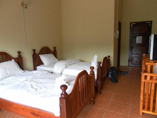 Domon Guesthouse: Our room