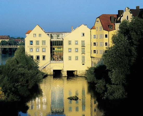 Sorat Insel-Hotel Regensburg