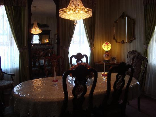 Jim Thorpe, PA: Dining Room
