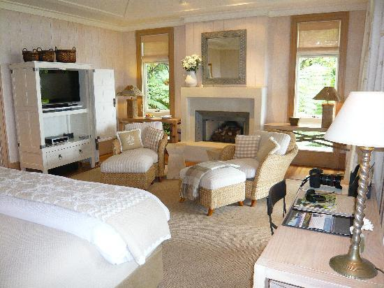The Lodge at Kauri Cliffs: Deluxe Suite