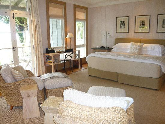 The Lodge at Kauri Cliffs: Deluxe Suite view 2