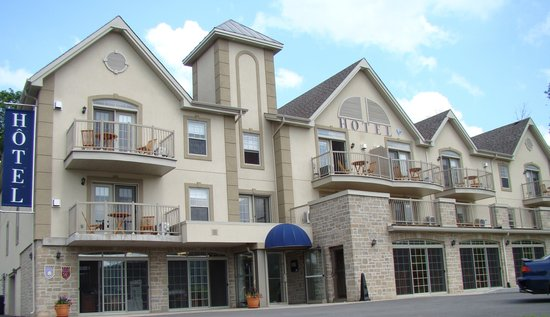 Hotel St-Sauveur