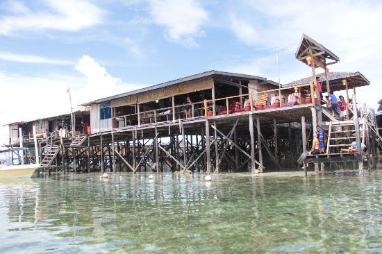 Spheredivers Homestay & Scuba Diving: front view