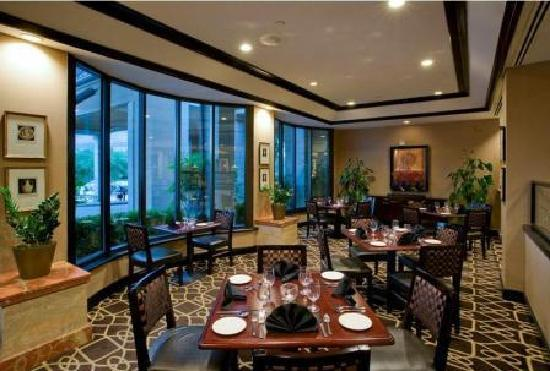 Wyndham Las Colinas: Cafe 110