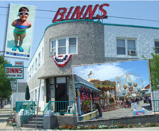 Photo of Binns Motor Inn Wildwood