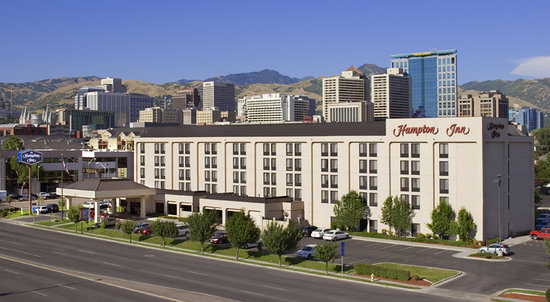‪Hampton Inn Salt Lake City - Downtown‬