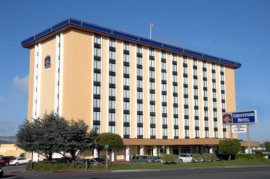 ‪BEST WESTERN PLUS Grosvenor Airport Hotel‬