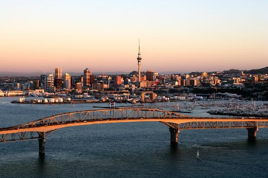 Auckland Region, New Zealand: Auckland