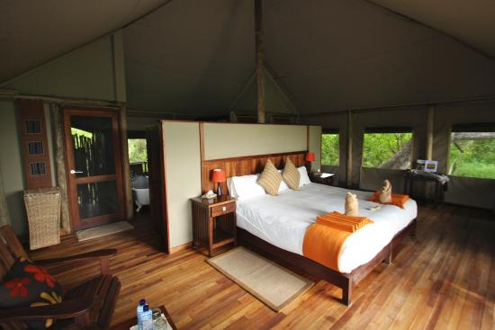 ‪Little Kwara Camp - Kwando Safaris‬