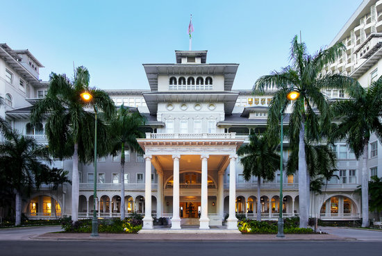 Moana Surfrider, A Westin Resort &amp; Spa