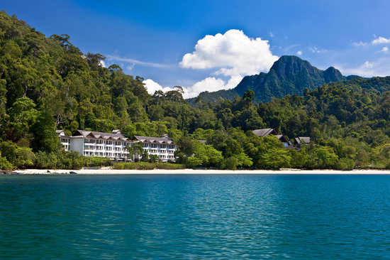 The Andaman, A Luxury Collection Resort: The Andaman, uniquely set in the rainforest between the Mat Cincang mountain range and the Andam