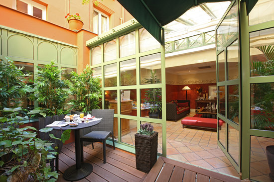 Hotel Jardin le Brea