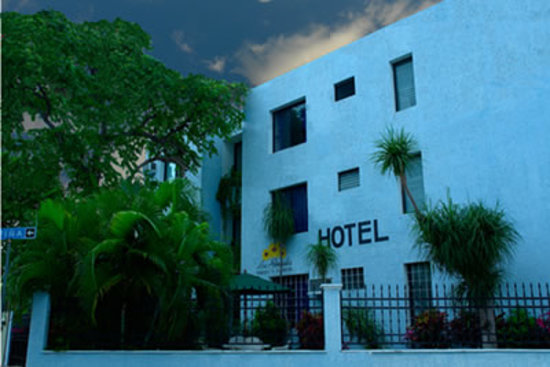 Hotel los Girasoles Cancun