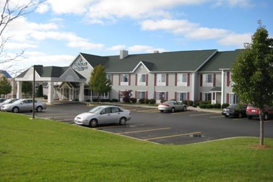 Country Inn & Suites By Carlson, Rochester-Henrietta: Welcome to the Country!