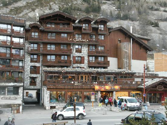Hotel spa le savoie france hotel reviews tripadvisor for Hotels val d isere