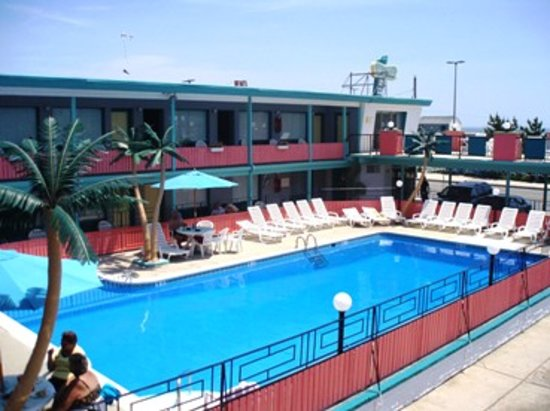 Lu Fran Motel: Pool