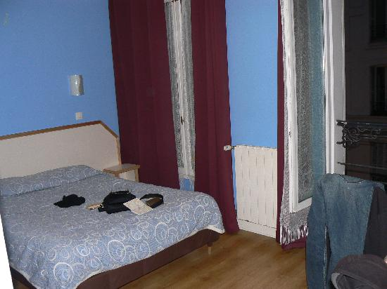 Hotel Audran: Double room