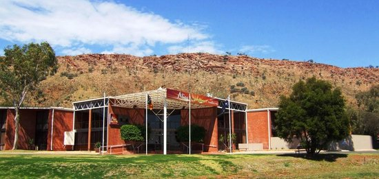 Photo of Alice in the Territory Alice Springs