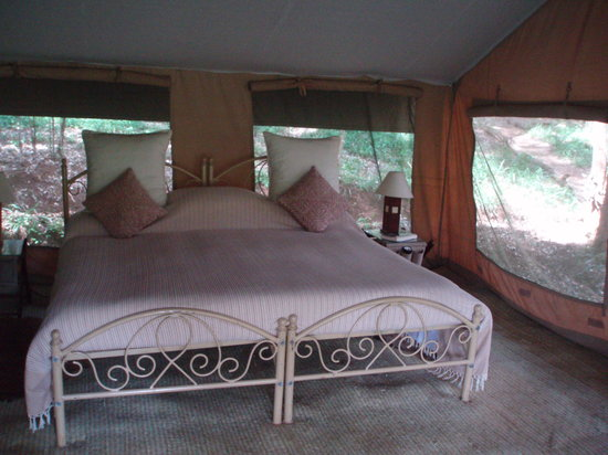 Nairobi Tented Camp: Tent accommodation
