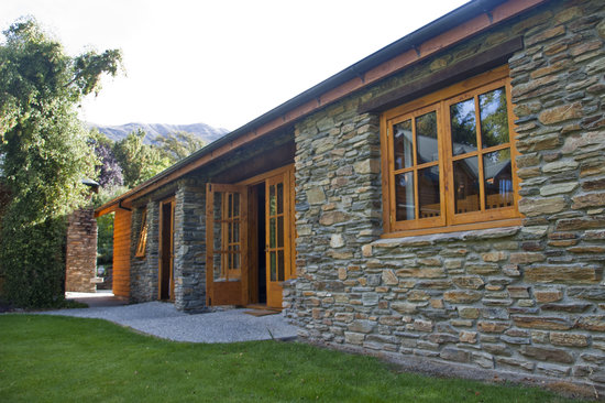 Wanaka Homestead Lodge and Cottages: The 2-bedroom cottage