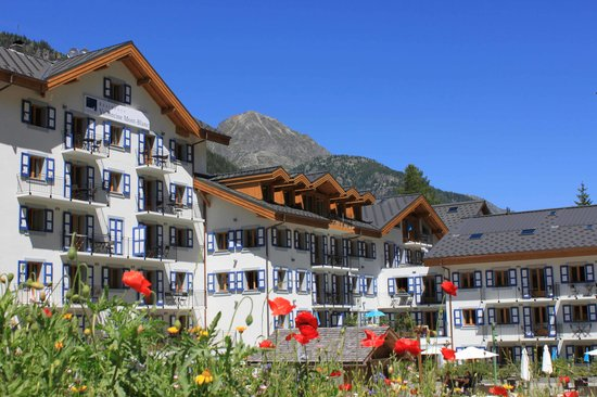 Residence & Spa Vallorcine Mont Blanc