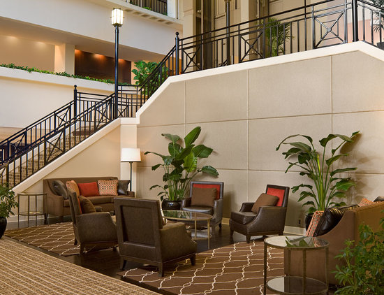 Sheraton Nashville Downtown Hotel : Lobby 