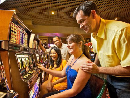 Lake Charles, LA: Enjoy casino gaming at any one of the three premier destinations. From horse racing to slots to