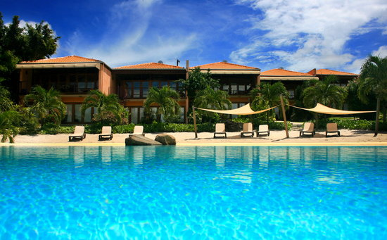 True Blue Bay Boutique Resort: True Blue Villas and Infinity Pool