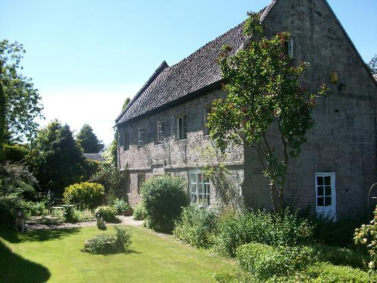 Manor House Farm: From the Garden