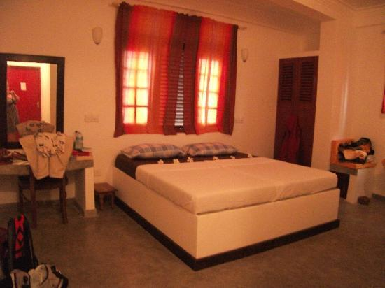Seagreen Guesthouse: unser Zimmer
