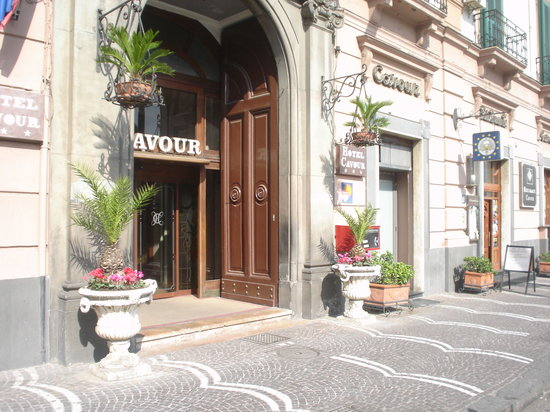 Photo of Hotel Cavour Naples