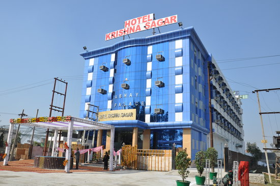 Ghaziabad, India: HOTEL KRISHNA SAGAR NH24