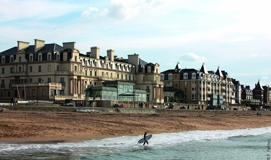 Le Grand Hotel des Thermes Marins de St-Malo
