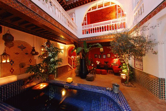 Riad La Terrasse des Oliviers