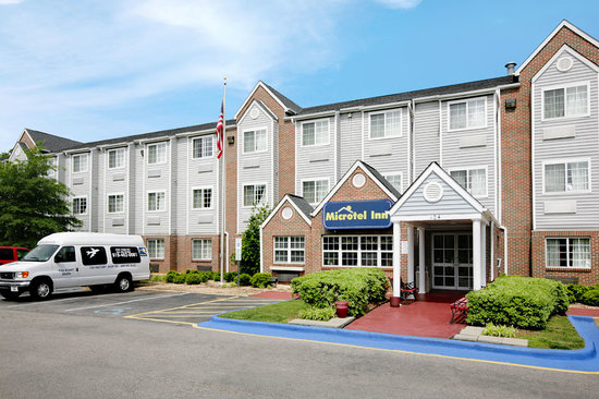 ‪Microtel Inn by Wyndham Raleigh Durham Airport‬