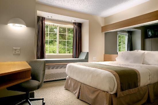 Microtel Inn by Wyndham Raleigh Durham Airport: Single Queen Bedroom
