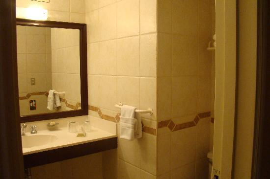 La Hacienda Hotel and Casino: Baño
