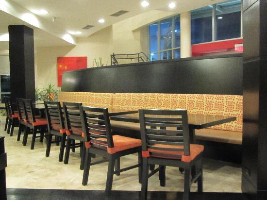 Residence Inn by Marriott San Jose Escazu: Dining area