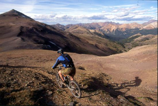 Tyax Wilderness Resort & Spa : Epic Mountain Bike Adventures