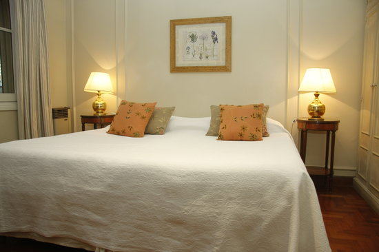 B&B Plaza Italia: Double room on first floor