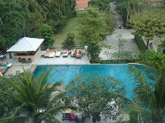 Lamai Buri Resort: from our room