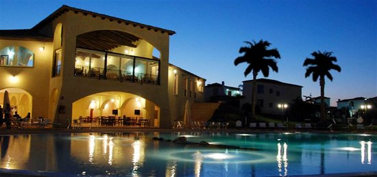 Hotel Club Ogliastra Beach: piscina