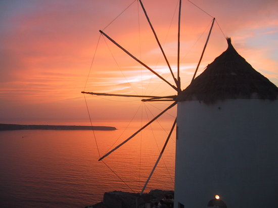 Photo of Golden Sunset Villas Oia
